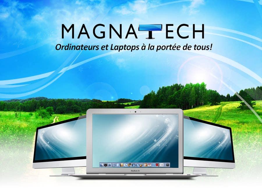 Inscrição nº                                         21                                      do Concurso para                                         Graphic Design for MAGNATECH SYSTEMS