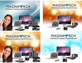 #6 para Graphic Design for MAGNATECH SYSTEMS por SadunKodagoda