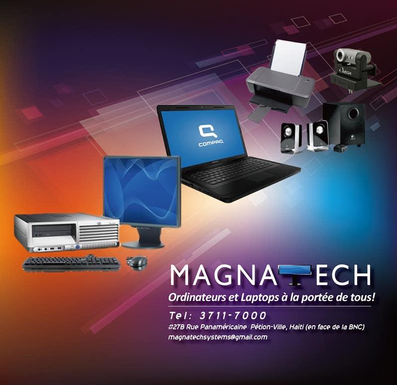 Inscrição nº                                         11                                      do Concurso para                                         Graphic Design for MAGNATECH SYSTEMS