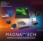 Graphic Design for MAGNATECH SYSTEMS için Graphic Design10 No.lu Yarışma Girdisi