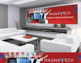 #23 para Graphic Design for MAGNATECH SYSTEMS por Shakeel92
