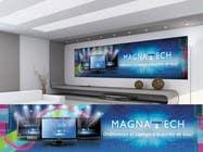Graphic Design for MAGNATECH SYSTEMS için Graphic Design9 No.lu Yarışma Girdisi