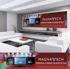 Graphic Design for MAGNATECH SYSTEMS için Graphic Design19 No.lu Yarışma Girdisi