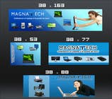 Graphic Design for MAGNATECH SYSTEMS için Graphic Design13 No.lu Yarışma Girdisi