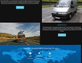 nº 18 pour Triadd Website par brilex