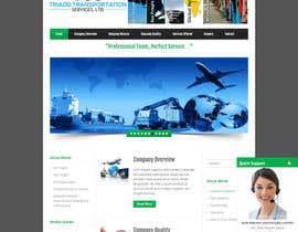nº 2 pour Triadd Website par mondaluttam