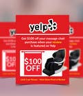 Proposition n° 88 du concours Graphic Design pour FAST WORK - EASY MONEY - Design a Yelp Promotional Flyer