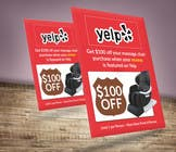 Proposition n° 90 du concours Graphic Design pour FAST WORK - EASY MONEY - Design a Yelp Promotional Flyer