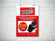 Proposition n° 124 du concours Graphic Design pour FAST WORK - EASY MONEY - Design a Yelp Promotional Flyer