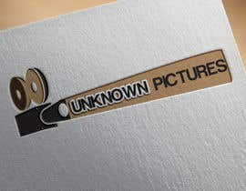 #4 for Design a Logo for upcoming film making studio-Unknown Pictures by mehedimasudpd