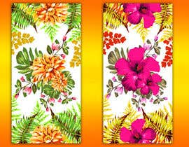 nº 26 pour Floral pattern to be used to create floral design phone case par freeland972