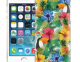 nº 7 pour Floral pattern to be used to create floral design phone case par shamim111sl