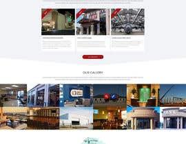 Nro 74 kilpailuun Design a Website Mockup for Commercial Builders käyttäjältä freeoutsourcer