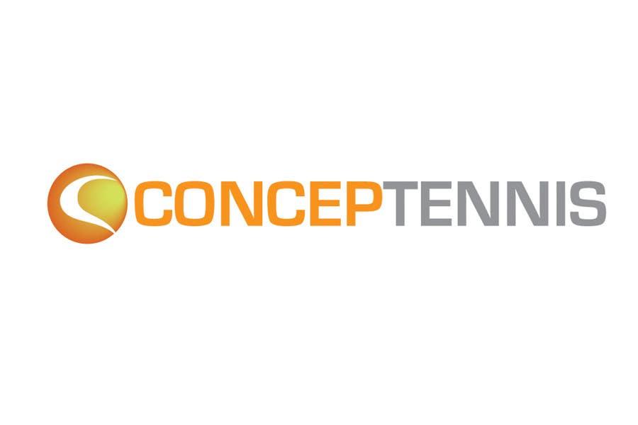 Inscrição nº 500 do Concurso para Logo Design for ConcepTennis
