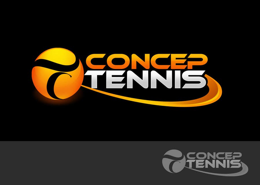 Inscrição nº 360 do Concurso para Logo Design for ConcepTennis