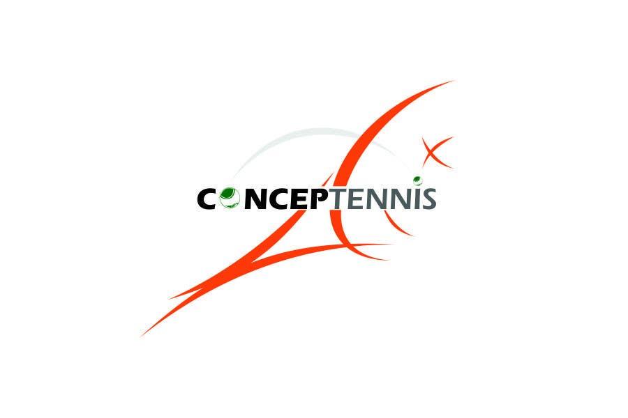 Inscrição nº 474 do Concurso para Logo Design for ConcepTennis