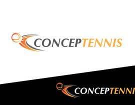 #377 para Logo Design for ConcepTennis de sikoru