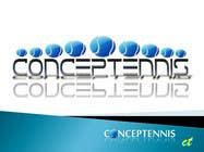 Graphic Design Inscrição do Concurso Nº436 para Logo Design for ConcepTennis