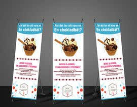 nº 59 pour Ice cream kiosk banner par visvajitsinh