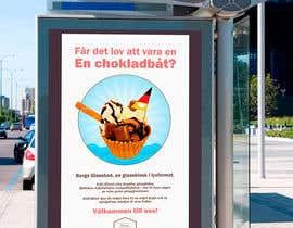 nº 70 pour Ice cream kiosk banner par RomanTupolev
