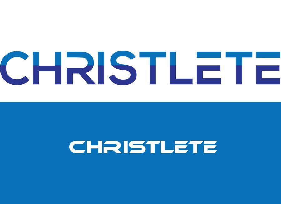 Proposition n°60 du concours Design a Logo - Christlete