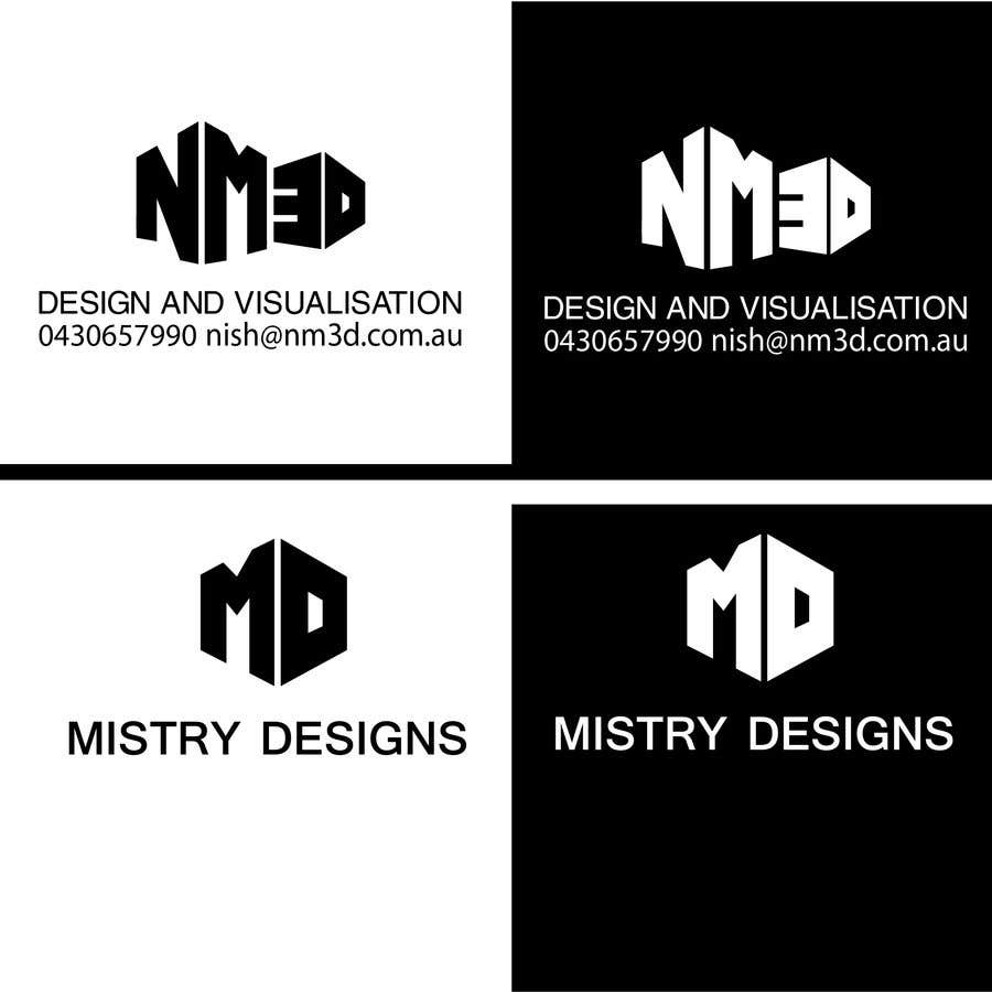 Proposition n°96 du concours Design a Logo for my current and new company