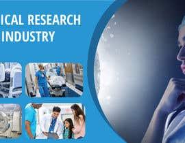 """nº 18 pour Design a Banner for """"Clinical Research Industry"""" par borun008"""