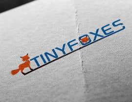 nº 69 pour Desing TinyFoxes Logo par EKAKASH