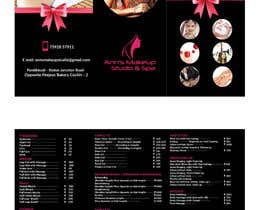 #12 for Design a Brochure for a Ladies Beauty Parlor by sahajid000
