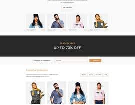 nº 2 pour Design a Website Mockup par shiponkormoker