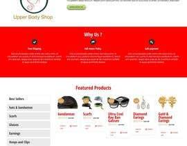 nº 11 pour Design a Website Mockup par rajbevin