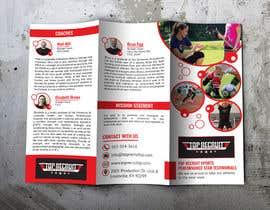 Nro 14 kilpailuun Design a Brochure käyttäjältä thranawins