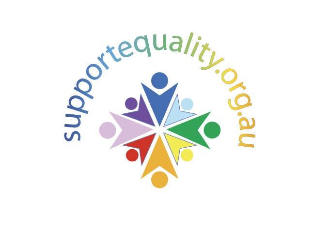 Конкурсная заявка №188 для Logo Design for Supportequality.org.au