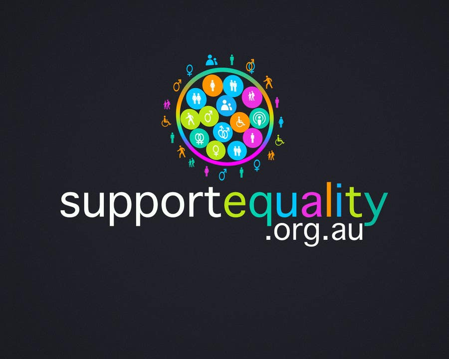 Конкурсная заявка №137 для Logo Design for Supportequality.org.au