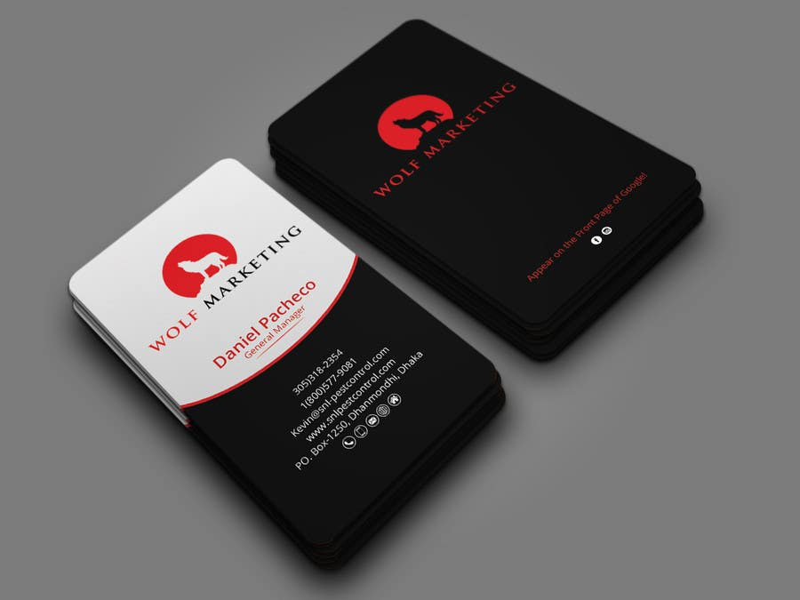 Entry 31 by mmhmonju for design the best business cards freelancer design the best business cards reheart Images
