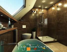 nº 39 pour Design a modern bathroom par PageTsewinor