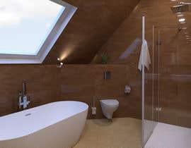 nº 35 pour Design a modern bathroom par Kolpakovmarks