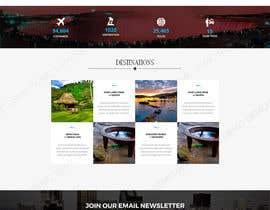 nº 34 pour Design a Website Mockup par marttosmusic