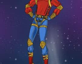 #7 para Illustrate Captain Sideways por marfandos
