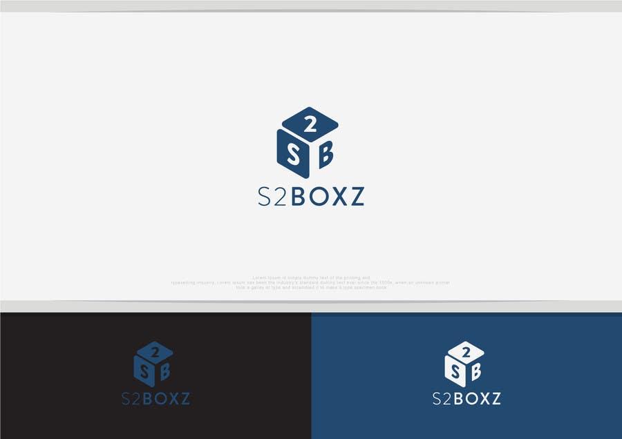 Proposition n°55 du concours Design a Logo S2Boxz