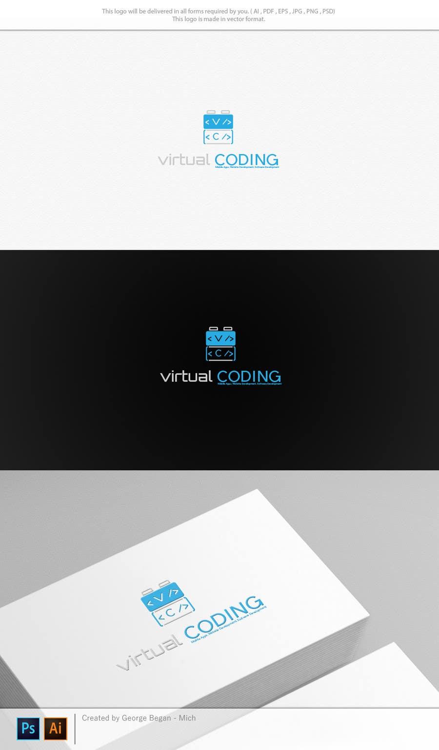 Proposition n°323 du concours Design a Logo VC