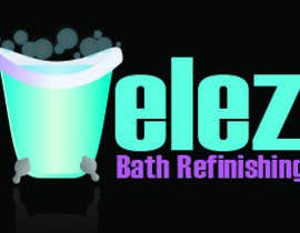 #16 cho Design a Logo for Velez Bath Refinishing bởi eyefulsofttech