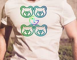 #13 for 2 T-Shirt Designs - LG T-Shirt and Gabby T-shirt by ashikbd11