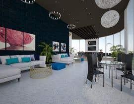 nº 9 pour Design interior layout for coffee shop and Sisha Cafe par Kinterior