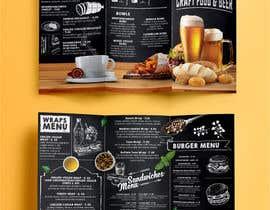 nº 34 pour Design a menu par Restlife