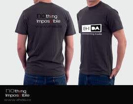 nº 117 pour Concevez un T-Shirt par lounissess
