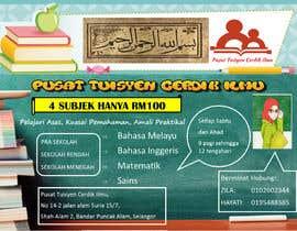 #20 for Design a Banner Pusat Tuisyen Cerdik Ilmu by edika13