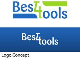 #77 for Logo Design for Best 4 Tools by aymangigo