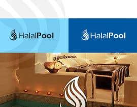 nº 102 pour Design ARABIC logo for HALALPOOL par sinzcreation