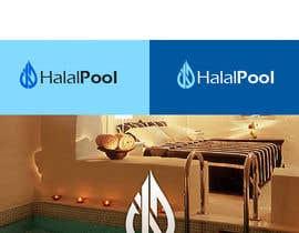 nº 161 pour Design ARABIC logo for HALALPOOL par sinzcreation